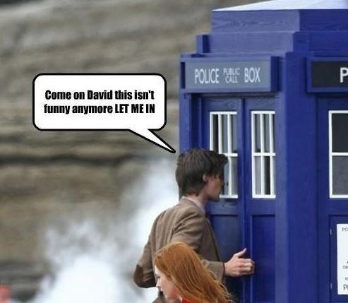 David Tennant Matt Smith 11th Doctor doctor who - 7693008128