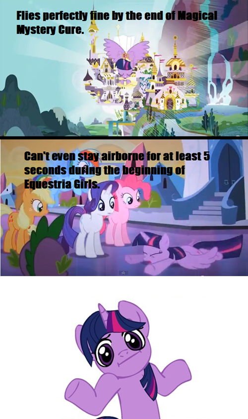 twilight sparkle,logic