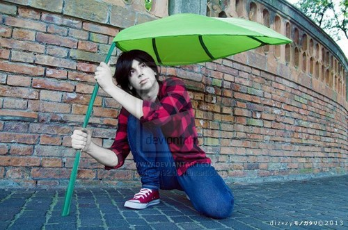 marshall lee,cosplay,cartoons,adventure time