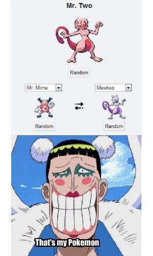crossover Pokémon bentham anime one piece - 7694342144