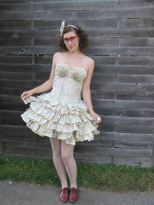 The Thesaurus Dress Will Help Your Lexicon