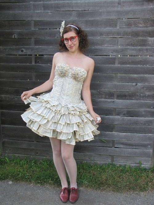 fashion design nerdgasm dress funny - 7694354176