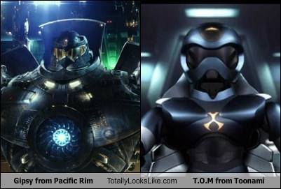 toonami totally looks like robots pacific rim funny - 7694378752