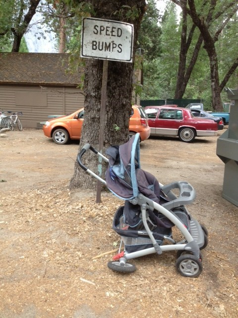 speed bumps,FAIL,parenting,strollers,g rated