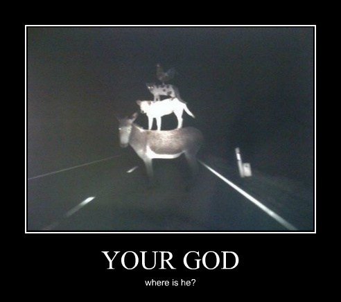 YOUR GOD