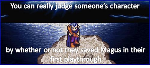 Judging Gamers