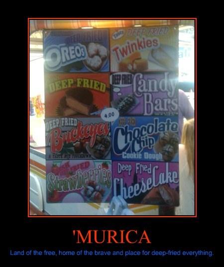 deep fried merica food funny - 7696264448