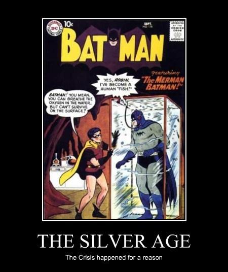 comics batman silver age funny - 7696286976