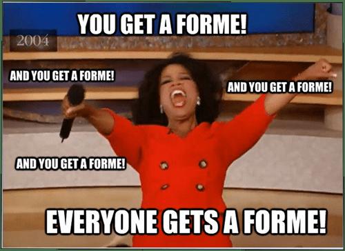 gen VI Pokémon Memes formes - 7697739520