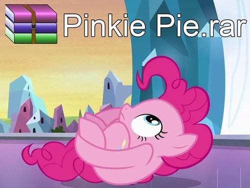 WINRAR pinkie pie - 7698577408