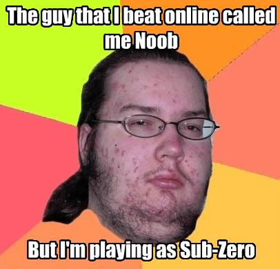 noob saibot Mortal Kombat