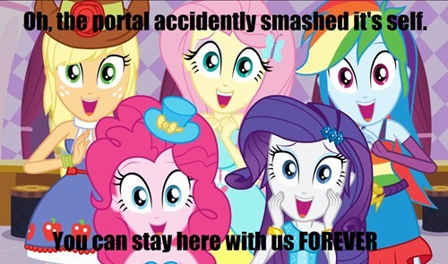 equestria girls forever Bronies - 7699437824