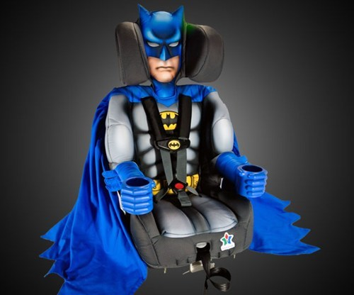 kids car seats cute for sale batman - 7699540480