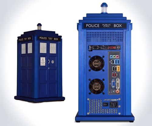 computers tardis for sale doctor who - 7699565056
