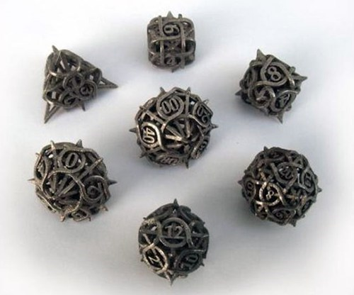 thorns tabletop games dice - 7699580928