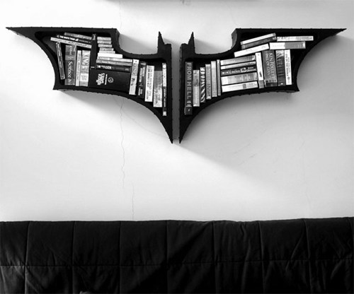 for sale books batman bookshelves - 7699779072