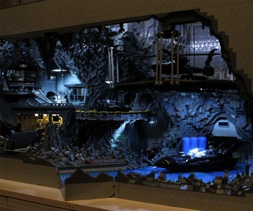 lego batman bat cave - 7699795712