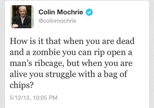potato chips zombie colin mochrie failbook g rated - 7701564672