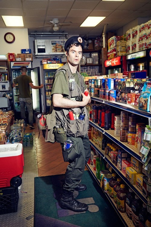 pro tip apocalypse bill hader looting celeb - 7701576192