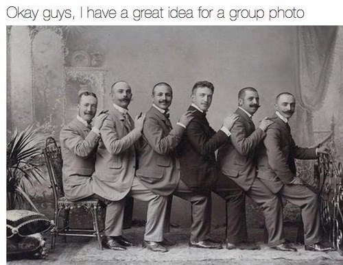 wtf,group photo,chairs,funny