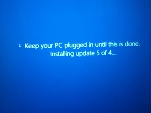 installing updates,updates,PC,windows,microsoft
