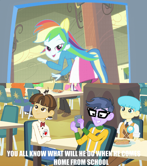 equestria girls clopping dat ass rainbow dash - 7701738496