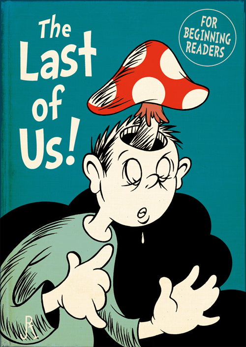 dr suess the last of us books - 7701958912