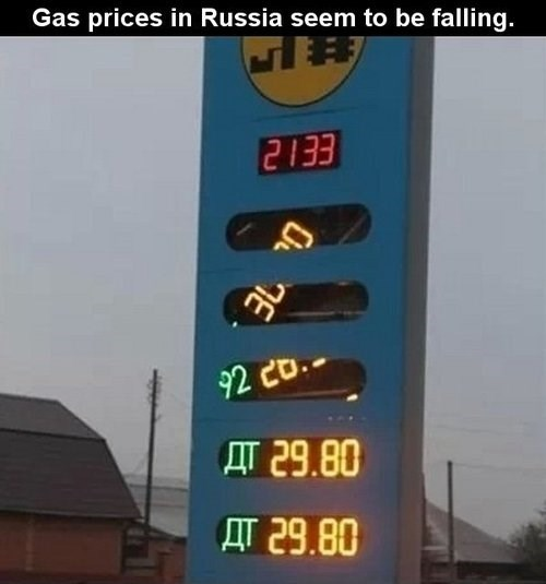 russia,gas prices
