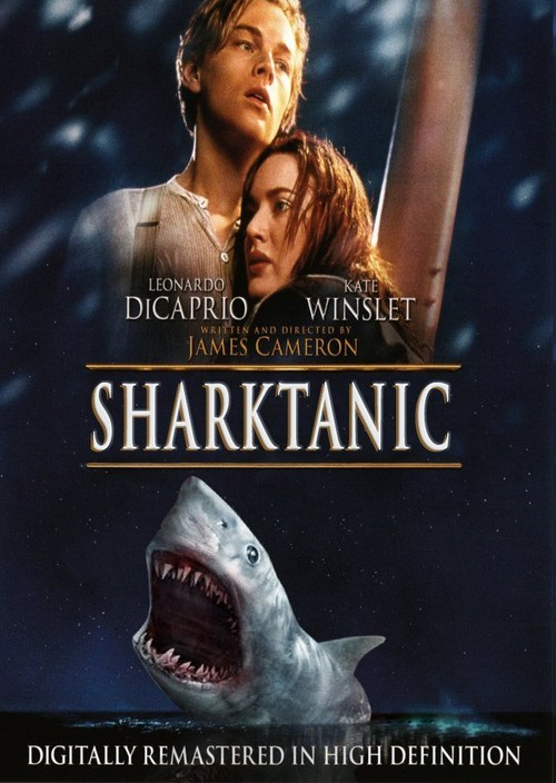 titanic,movies,sharks