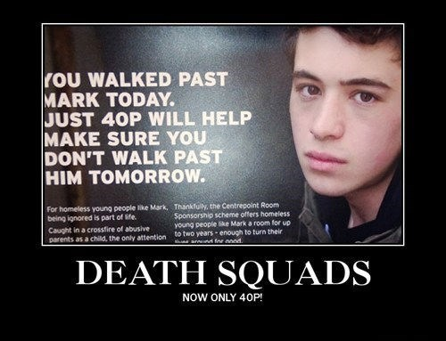 death squads kids funny - 7703120128