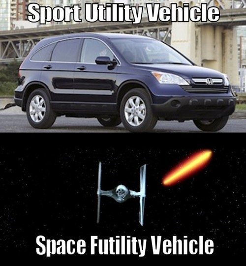 scifi star wars suv - 7703394048
