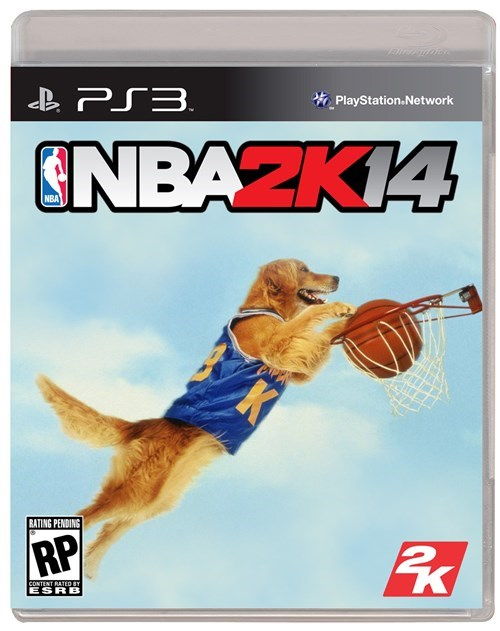 nba2k14,air bud,video games