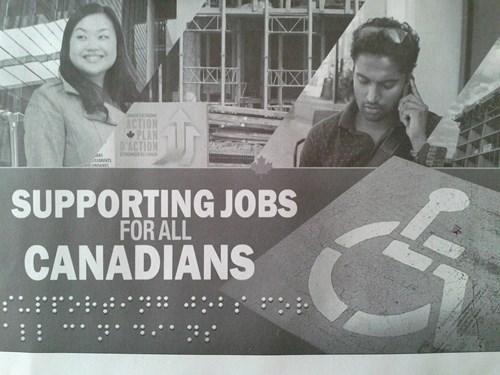 braille newspaper ads newspaper - 7704209920