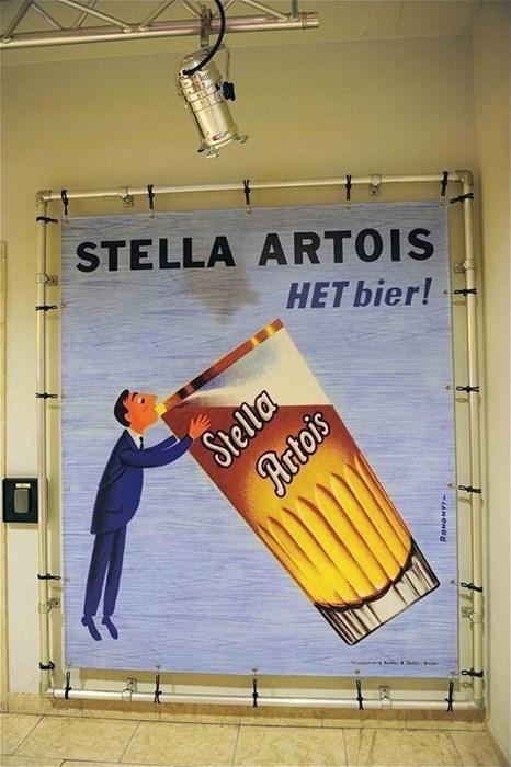 beer ads huge stella artois funny - 7704223744