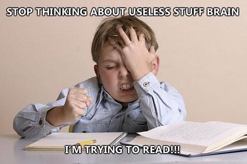 annoying learning brain - 7704587008