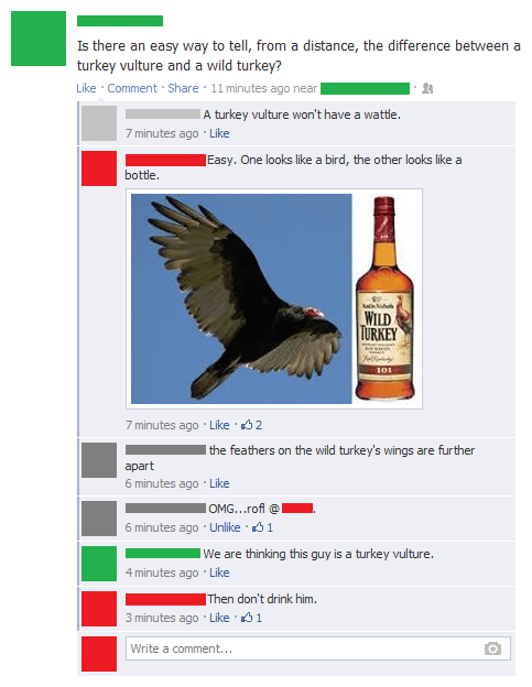 whiskey wild turkey failbook g rated - 7704627968