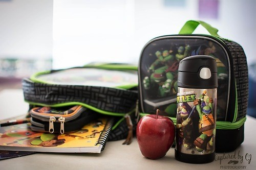 TMNT kid lunchbox - 7704674560