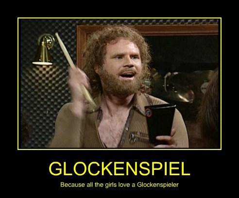 cowbell funny glockenspiel - 7704793344