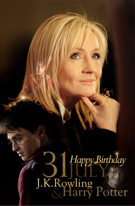 birthdays,Harry Potter,celeb