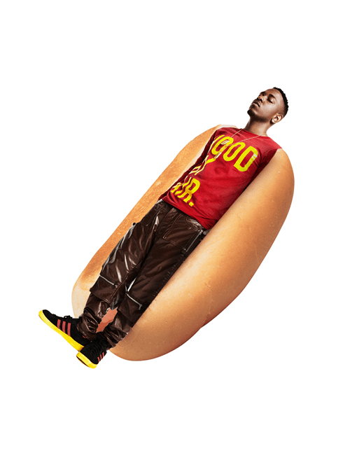 hotdog,hot dog,cosplay