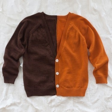 sweater ugly split fall - 7706865152
