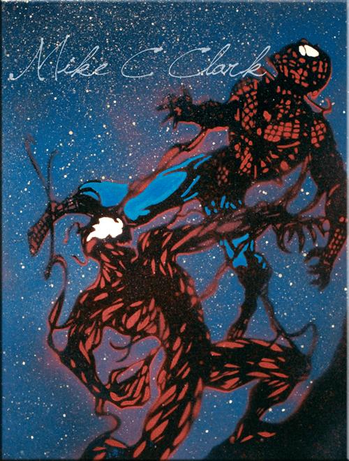 carnage Fan Art Spider-Man - 7706905856