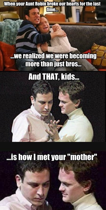 how i met your mother,fan fiction,Neil Patrick Harris,funny