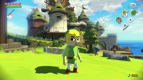 According to Amazon, Wind Waker HD Will Have a Harder Difficulty Setting