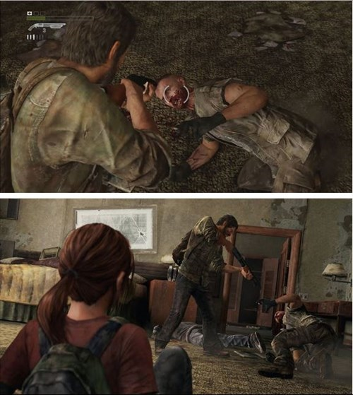 playstation naughty dog the last of us - 7707167488