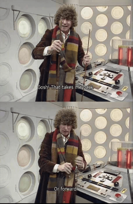 classic who doctor who timey wimey - 7707380224