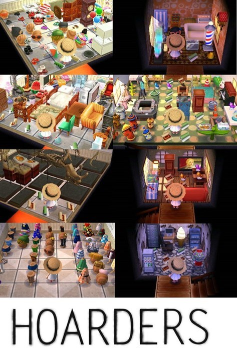 hoarders animal crossing - 7707392768