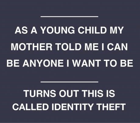 identity theft mothers advice g rated parenting
