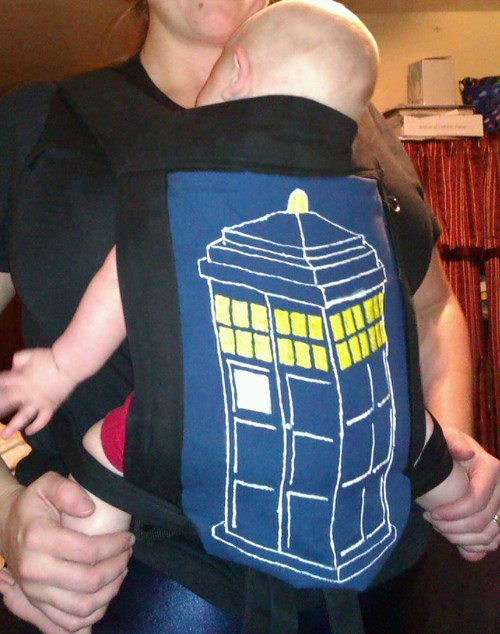 Babies kids tardis cute doctor who - 7708608768