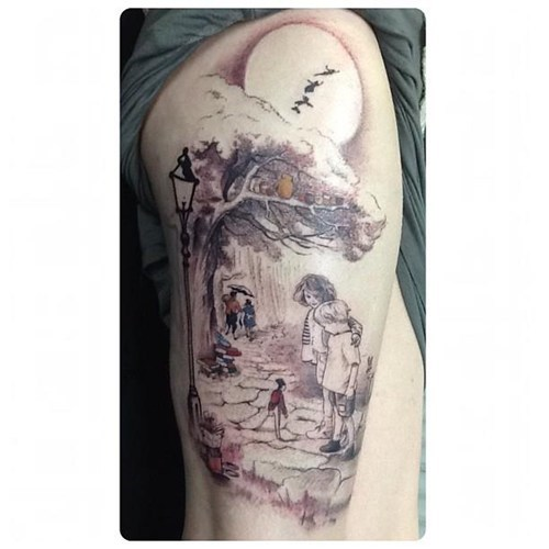 cool literature tattoos funny - 7708722176